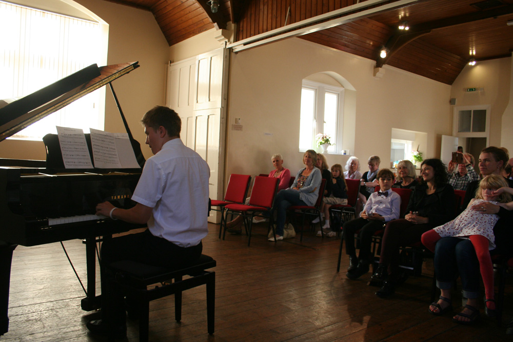 Student Recital at St John's, Bath