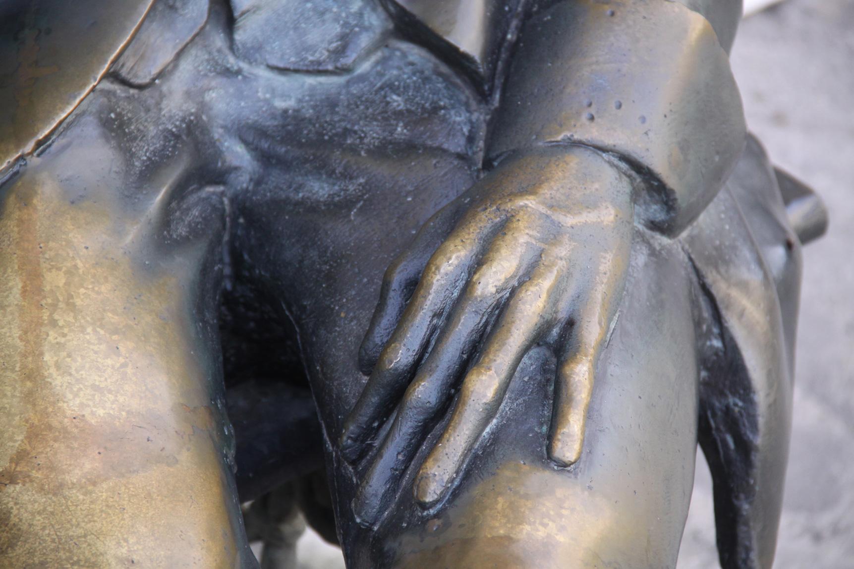 Chopin's hand